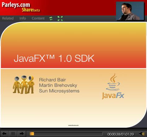 Devoxx_2009_JavaFX
