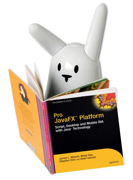 James Weaver on Java: Pro JavaFX Book SDK 1 2 Rewrite Complete