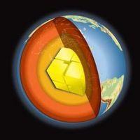 Earths-core-cubic