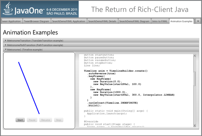 Return-rich-client-java-ss
