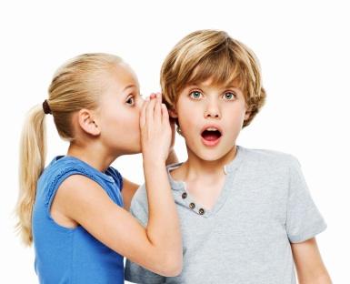 Whispering-secret