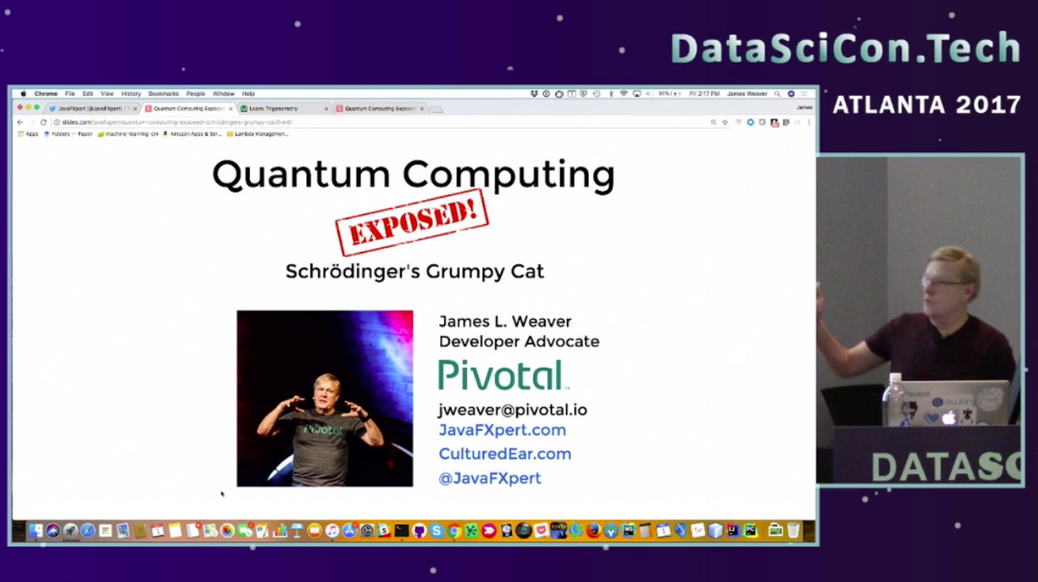 James Weaver on Quantum Computing and Java