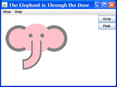 Elephantthroughthedoor