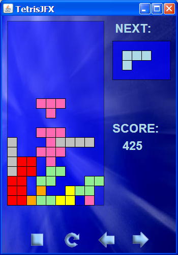 James Weaver on Java: Watch for Falling Blocks: Take TetrisJFX for a