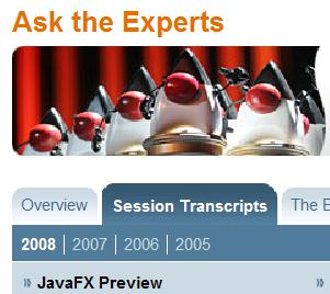 Asktheexpertsjavafx